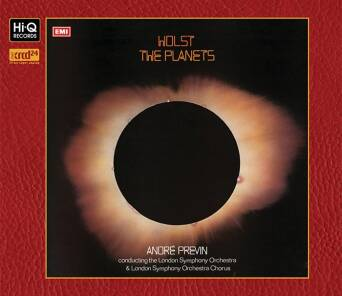 Holst : The Planets, Op.32 Andre Previn (Conductor) - XRCD24