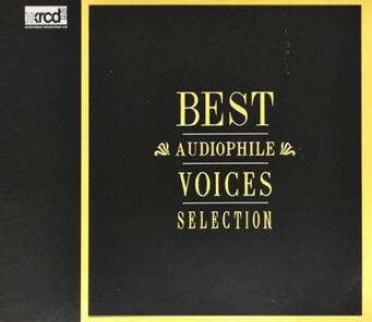 Best Audiophile Voices Selection Various Artists - XRCD24