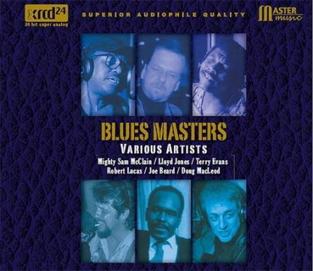 Blues Masters Various Artists - XRCD24