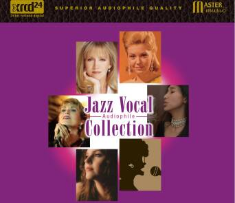 Jazz Vocal Collection Audiophile - XRCD24