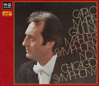 Mahler : Symphony No.1 in D Carlo Maria Giulini (Conductor) - XRCD24