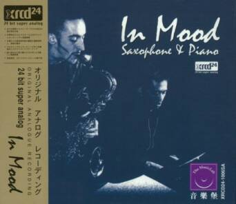 In Mood - Saxophone & Piano Oliver Smith & Roel A Garcia - XRCD24