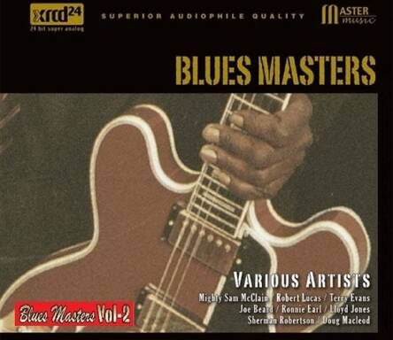 Blues Masters vol.2 Various Artists - XRCD24
