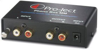Pro-Ject PHONOBOX MM