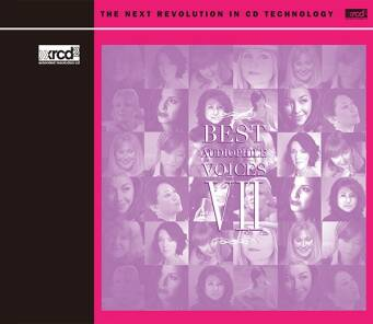 Best Audiophile Voices VII Various Artists - XRCD24