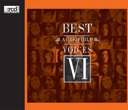 Best Audiophile Voices VI Various Artists - XRCD24