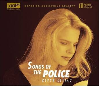 Songs of The POLICE Kevyn Lettau - XRCD24