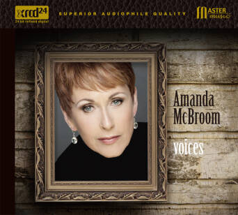 Voices Amanda McBroom - XRCD24