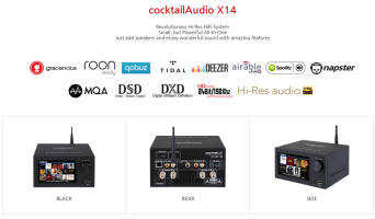CocktailAudio X14