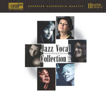 Jazz Vocal Collection 2 płyta CD XRCD24