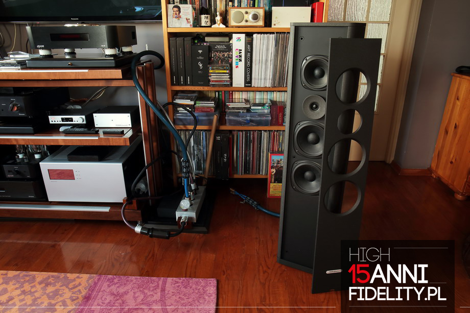 AudioSolutions Figaro M - HighFidelity redfingerprint