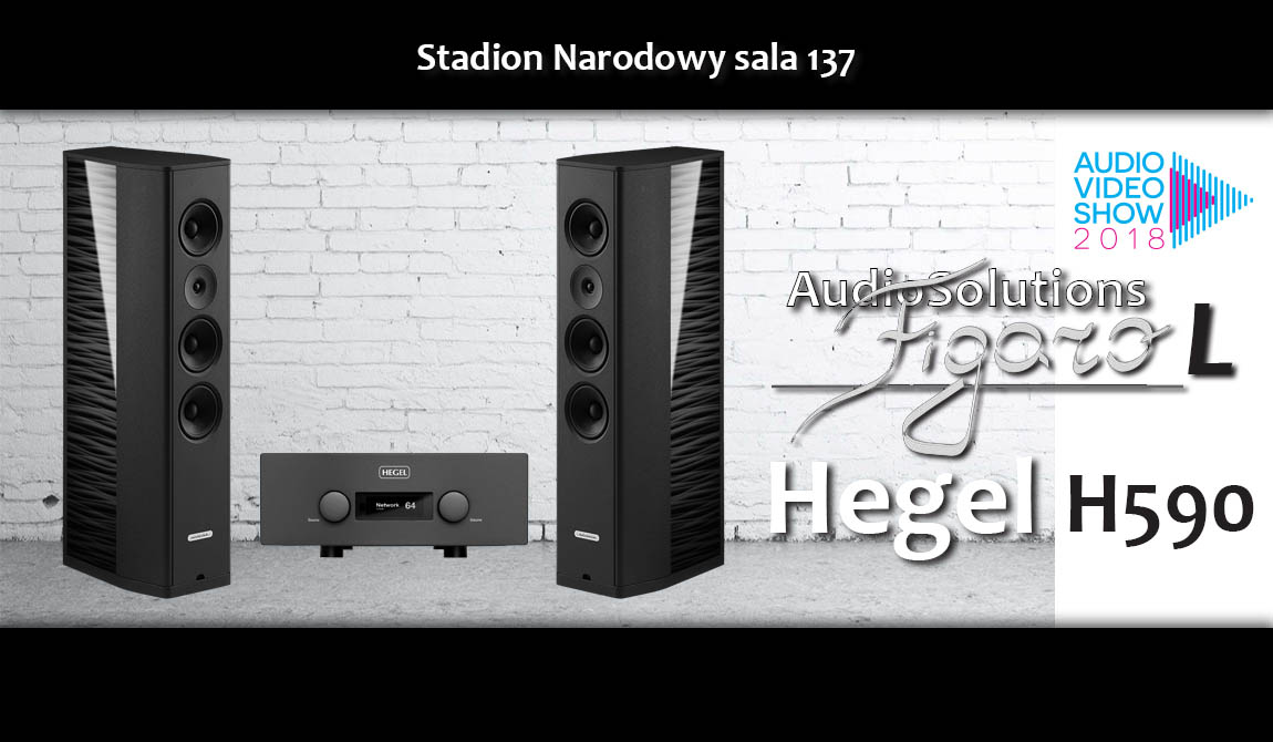 AudioSolutions Figaro L na AVS 2018