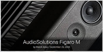 AudioSolutions Figaro M by Marek Dyba