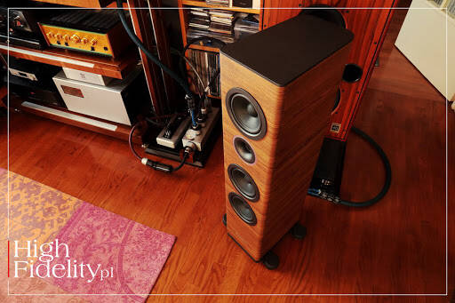 Audiosolutions Overture O304 mkIII w redakcji High Fidelity